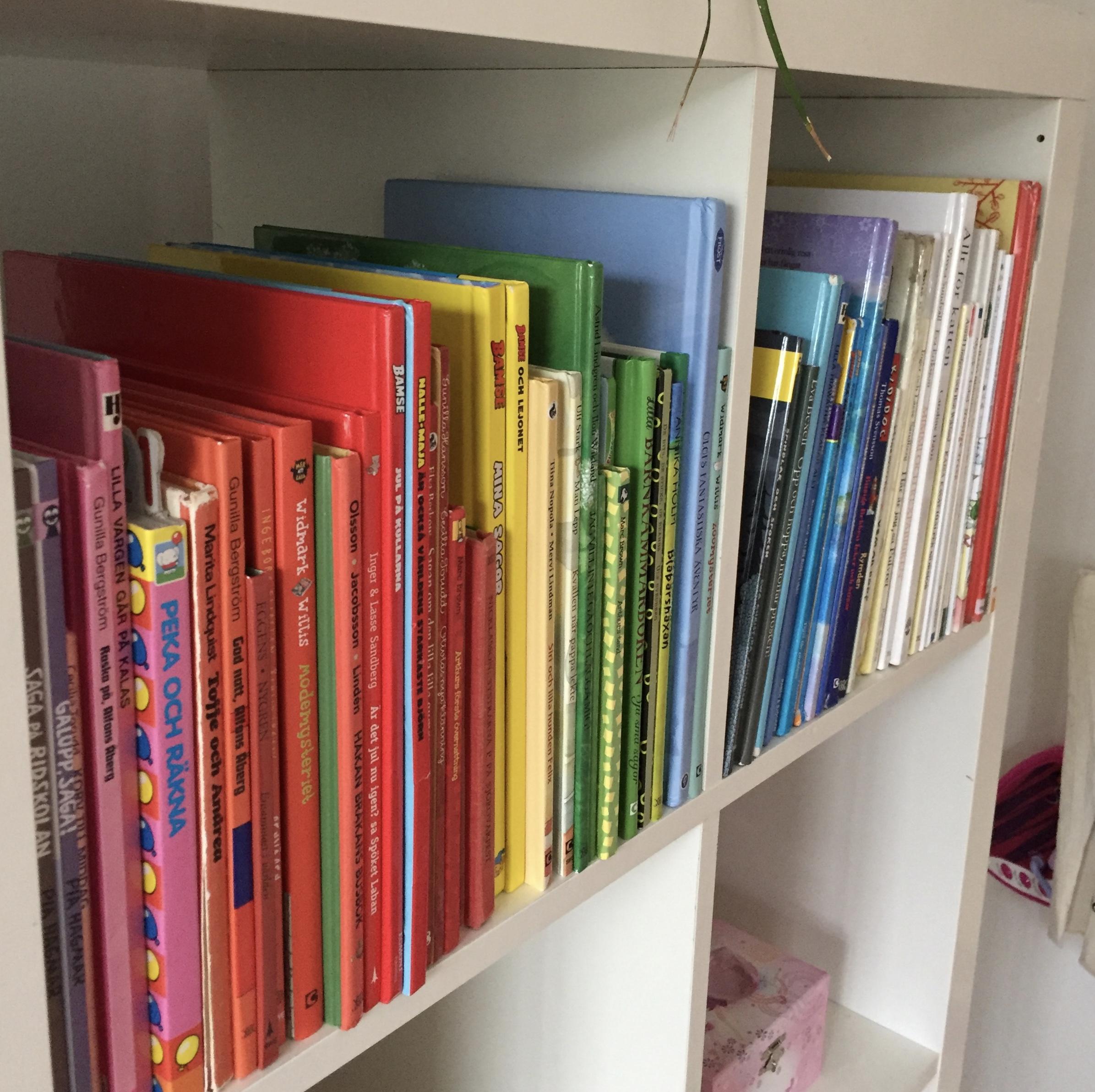 barnrum-organisering