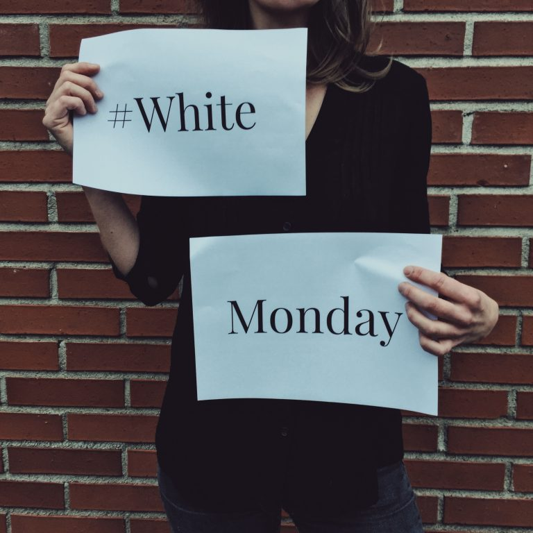 white-monday-zero-waste
