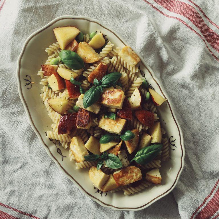 lunch-sommar-summer-pasta