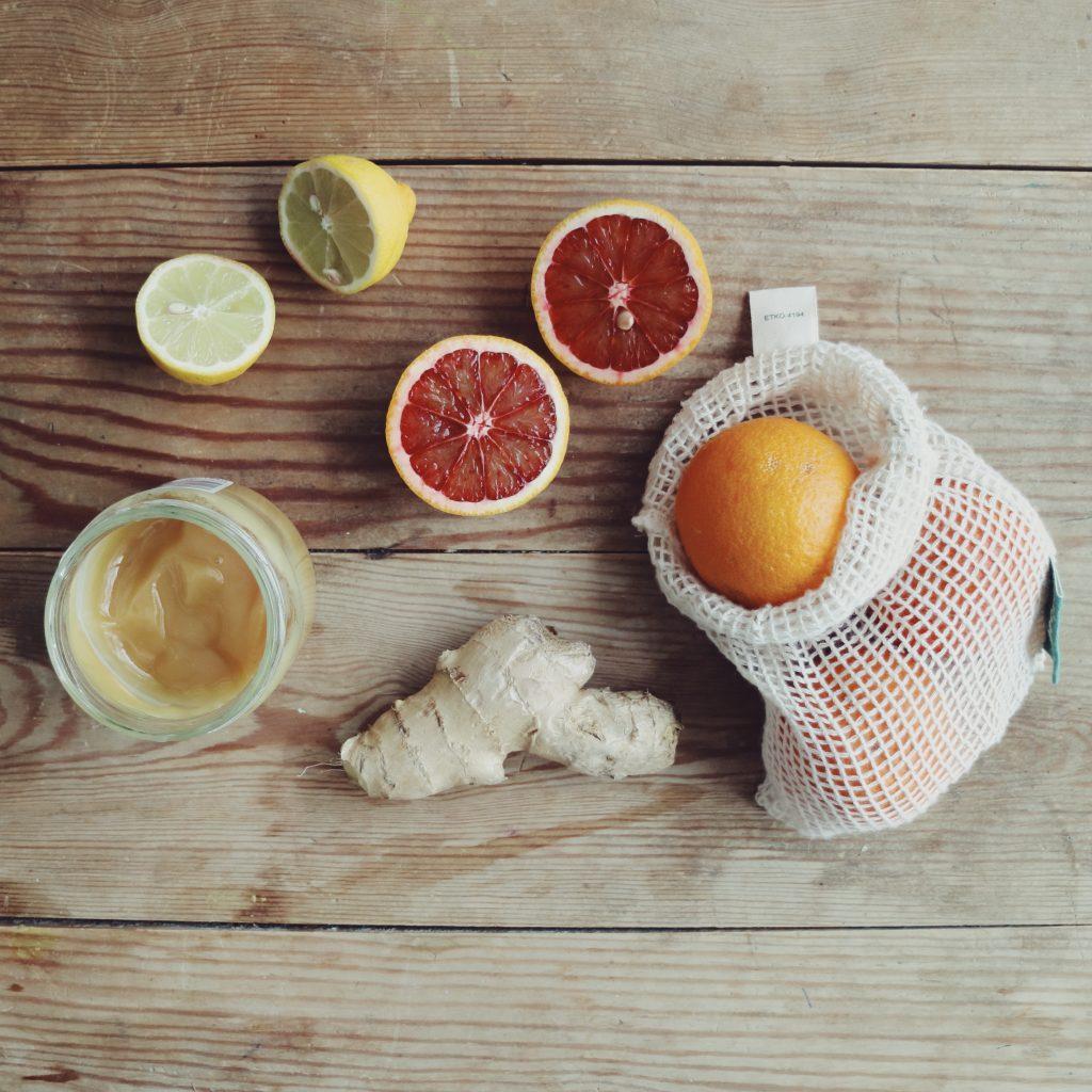 ginger-ingefara-shot-lemons-zerowaste